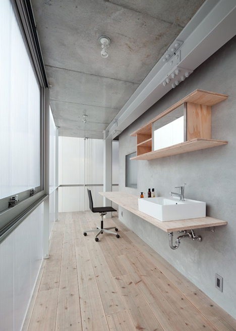 House in Tousuienn by Suppose Design Office_dezeen_17