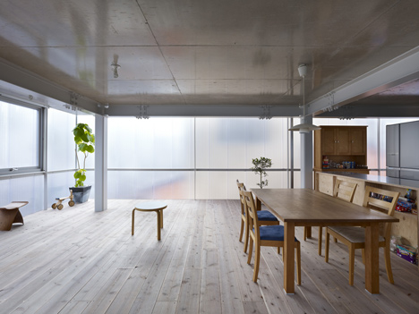 House in Tousuienn by Suppose Design Office_dezeen_4