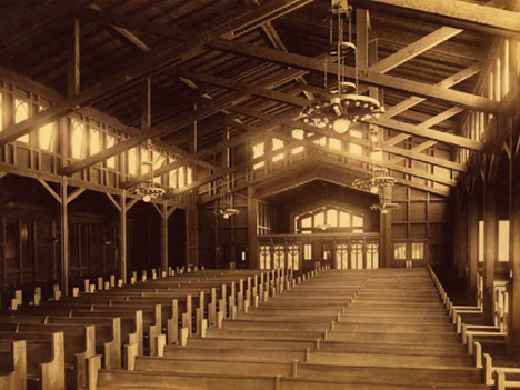 St. John's Presbyterian Church in Berkeley by Julia Morgan