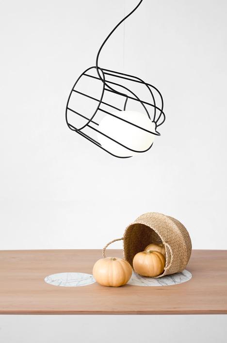 Light Container by Martin Azua