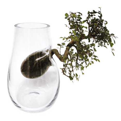 Luminaire Holiday Gift Guide Tree Vase