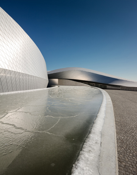 National Aquarium Denmark by 3XN