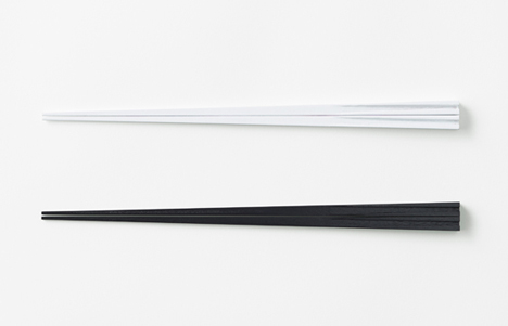 Nendo chopsticks for Hashikura Matsukan _dezeen_11
