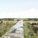 OMA wins Bordeaux bridge competition