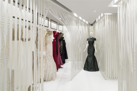 On Motcomb boutique by Flower Michelin Limited