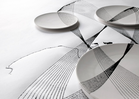 Oscillation Plates by David Derksen