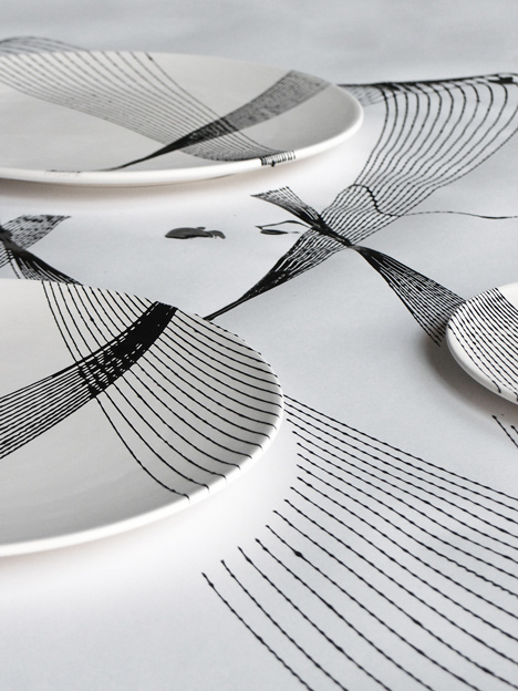 Oscillation Plates by David Derkson