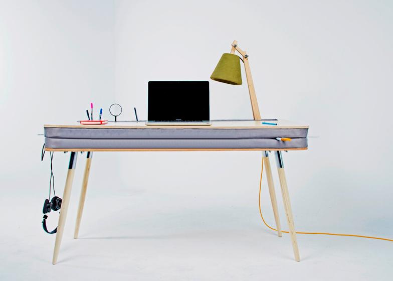 Oxymoron desk by anna lotova dezeen bann