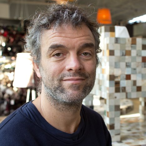 "Eindhoven designer Piet Hein Eek: ""I always want to make my own stuff"""