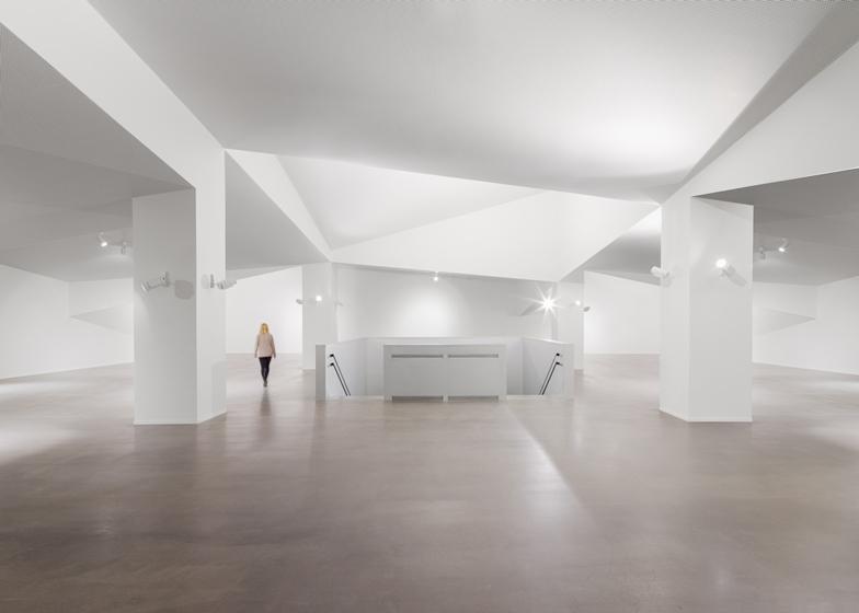 COBE and Transform complete the zigzagging Porsgrunn Maritime Museum