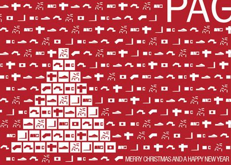 Pracownia Architektury Gowacki christmas card