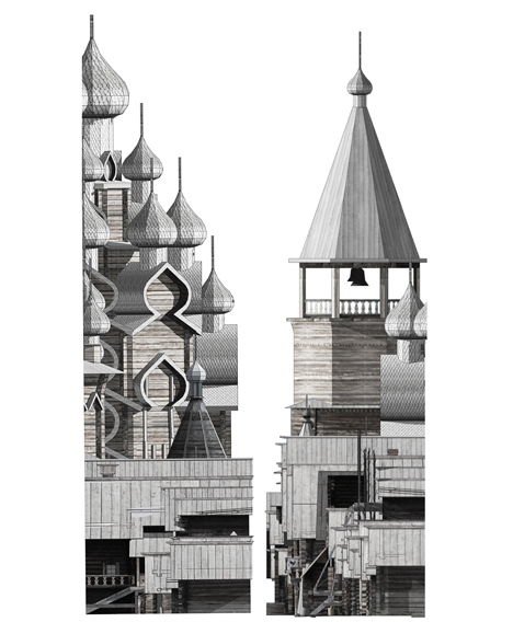 RIBA President's Medals Student Awards - Kizhi Island by Ben Hayes