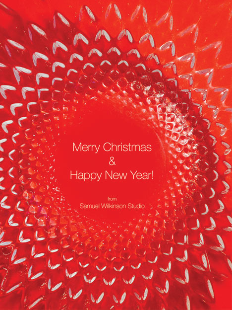 Samuel Wilkinson Studio christmas card
