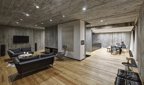 Timber Clad Seaside House With A Grainy Concrete Interior By Ultra  Architects