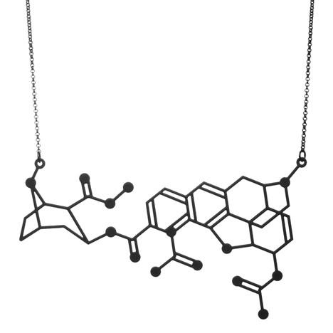 Speedball necklace_Designer Drugs By Aroha Silhouettes_dezeen_18