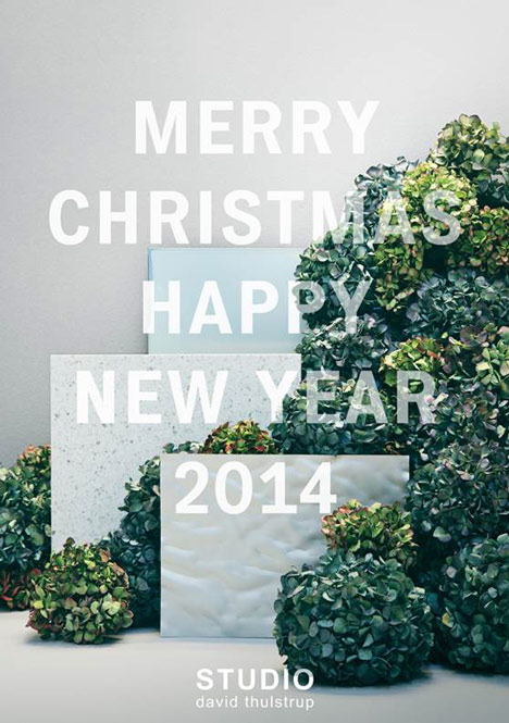 Studio David Thulstrup christmas card