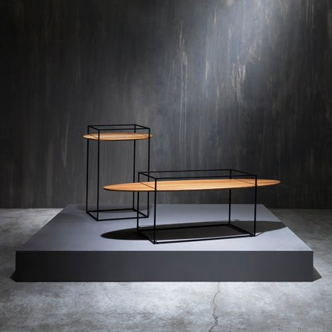 Tray Table Project by Ron Gilad