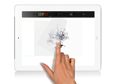 Trace 2 app by The Morpholio Project_dezeen_10