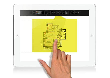 Trace 2 app by The Morpholio Project_dezeen_11