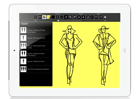 Trace 2 app by The Morpholio Project_dezeen_15