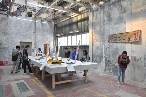 V&A Shenzhen Rapid Response Collecting Kieran Long