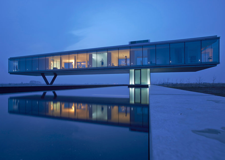 Villa Kogelhof by Paul de Ruiter Architects