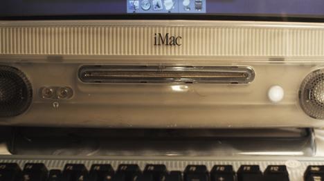 Vintage computers sing a Christmas carol