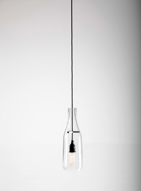 Waterford lamp in Collection 01 by NTN