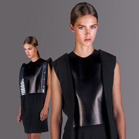 Wearable Solar by Pauline van Dongen