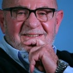 Zeev Aram awarded in New Year Honours 2014