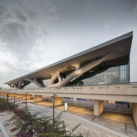 Qatar-National-Convention-Centre-by-Arata-Isozaki