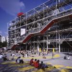 Dezeen's A-Zdvent calendar: Richard Rogers and Renzo Piano