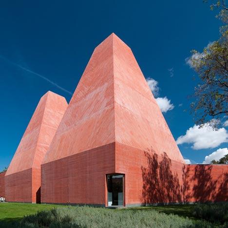 A-Z of architects Eduardo Souto de Moura Casa das Historias Paula Rego