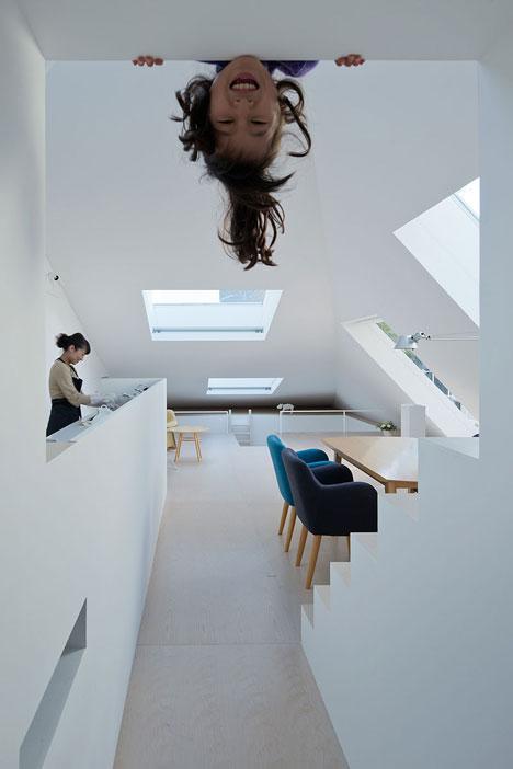 House K by Sou Fujimoto in Osaka, Japan - 52 Weeks, 52 CIties by Iwan Baan