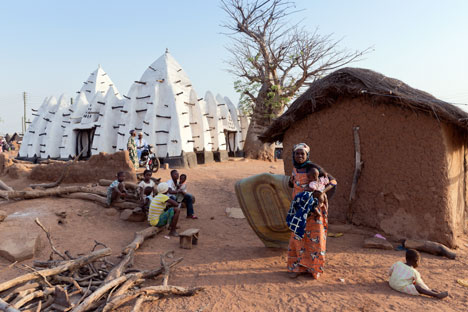 Larabanga, Northern Ghana - 52 Weeks, 52 CIties, by Iwan Baan
