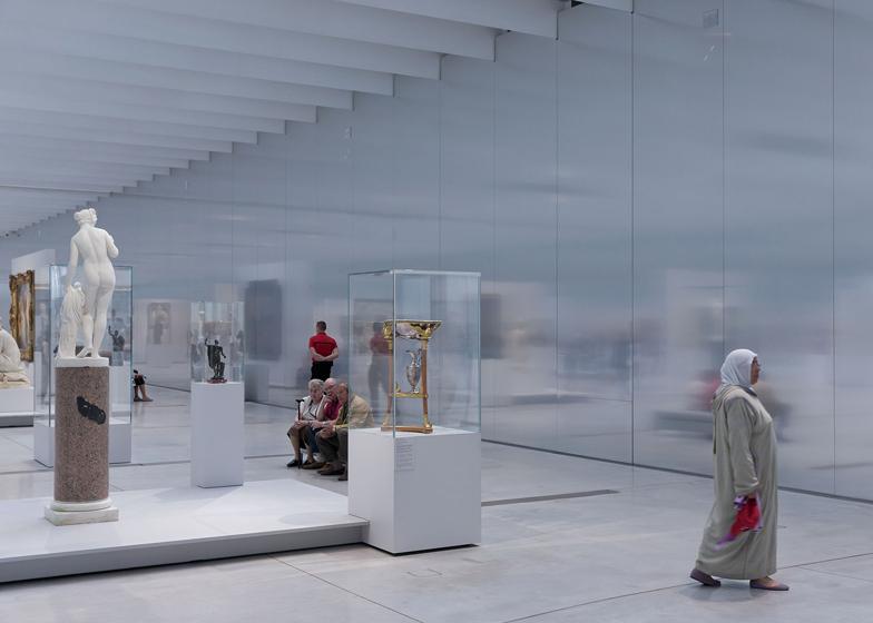Louvre-Lens in Lens, France