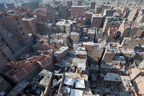 Cairo, Egypt - 52 Weeks, 52 CIties, by Iwan Baan