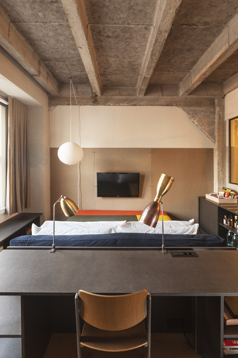 Ace hotel opens latest branch in downtown los angeles for Design hotel los angeles