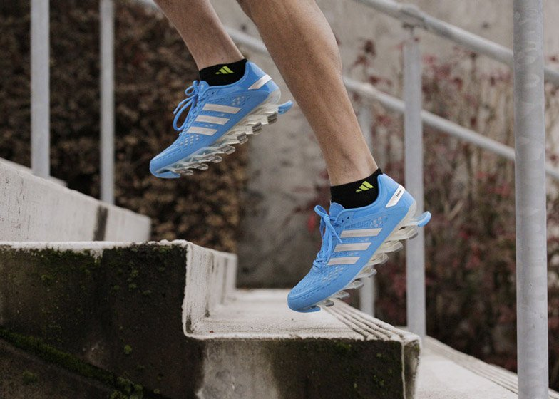 0d9f80290dee Adidas launches Springblade Razor trainers