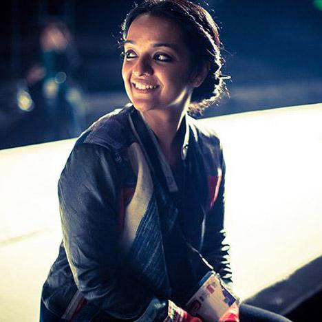 Portrait of designer Aneeth Arora