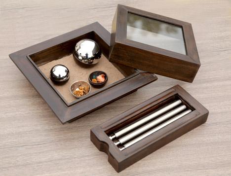 Atmosphere Potpourri box by Vibhor Sogani