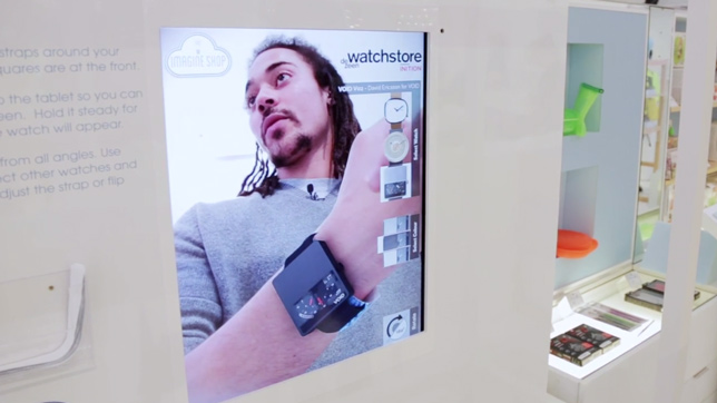 Augmented-reality- demonstration-at-Dezeens-Imagine-Shop- for-Selfridges-644x362