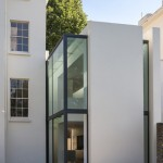 House extension by Guard Tillman Pollock features vertical slices of glazing
