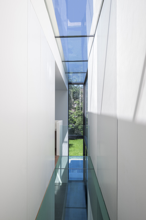 London house extension by Guard Tillman Pollock Architects