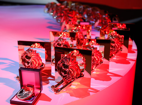 Cannes Lions trophies