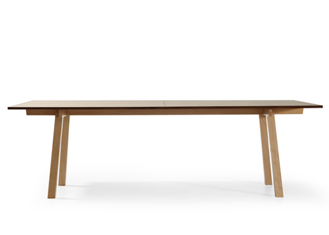 Richard Hutten designs combined conference and ping pong table