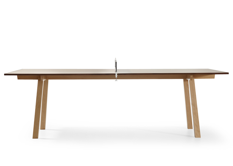 5 Of 5; Combined Conference And Ping Pong Table By Richard Hutten For Lande