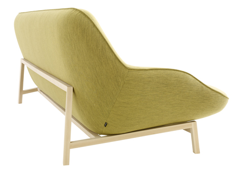 Cosse sofa by Philippe Nigro for Ligne Roset