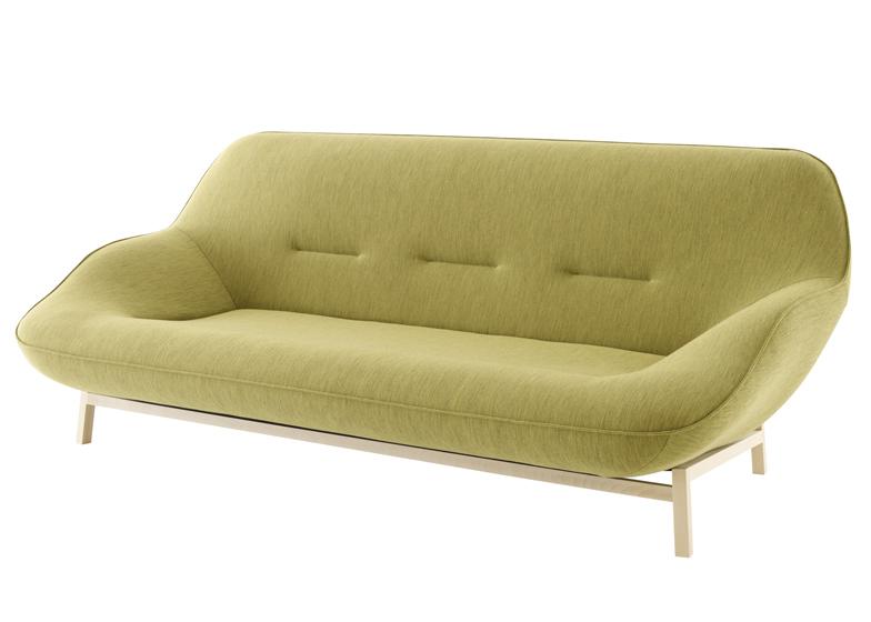 Cosse sofa by Philippe Nigro for Ligne Roset