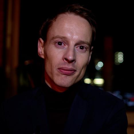 Daan Roosegaarde portrait